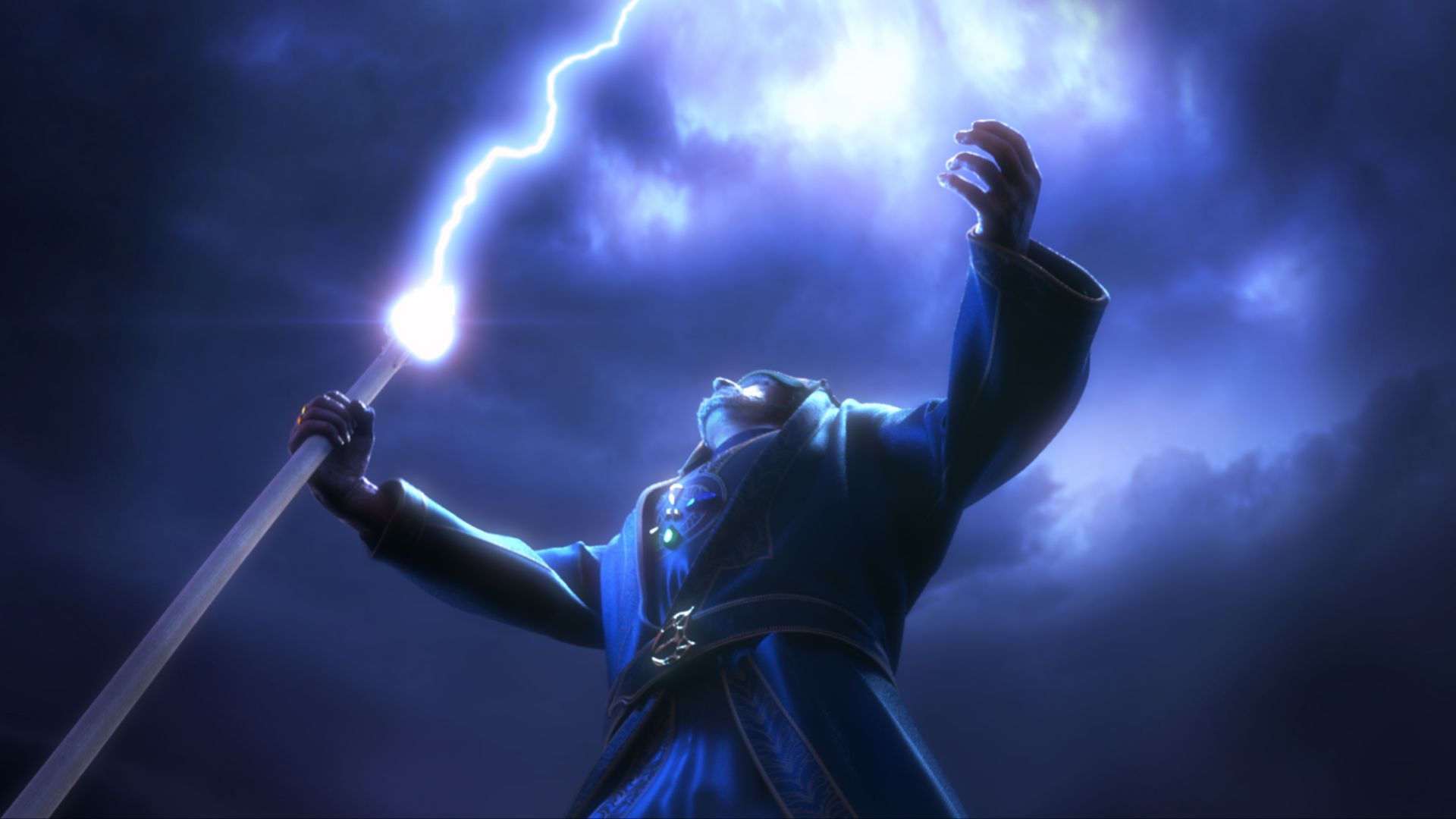 TALOS Creative: Fantasy Wizard Animation