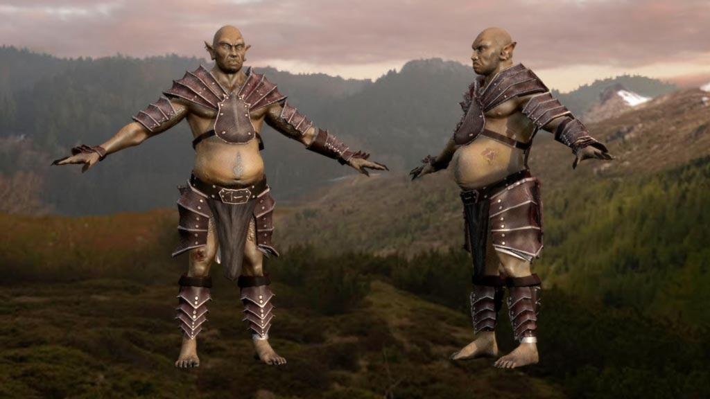 Goblin - fantasy creatures
