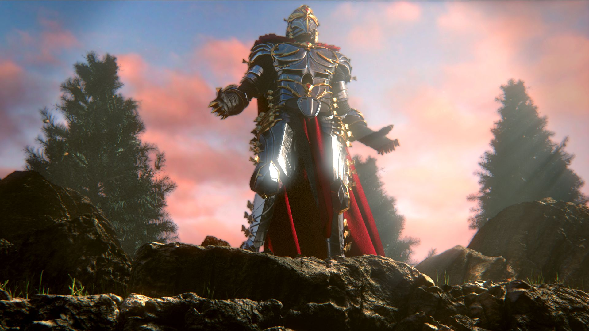 TALOS Creative: Fantasy 3D CG Cinematic Animation