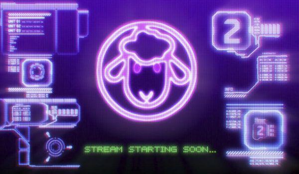 Twitch Intro – SheepiiHD Channel