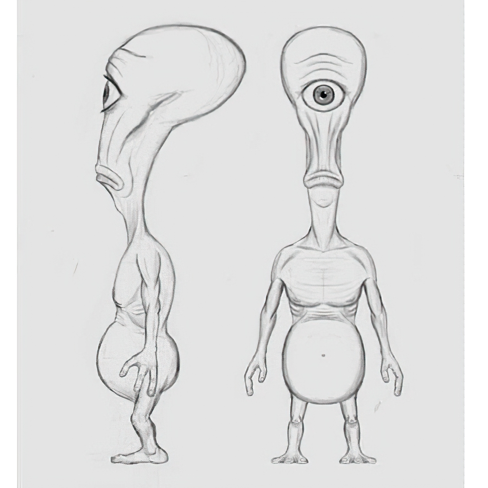 Animated Commercial - Alien Concept Design