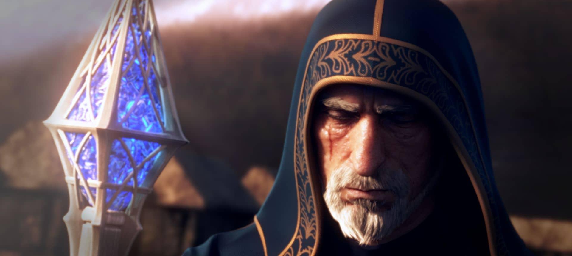 The Brotherhood of Steel: Fantasy Animation Teaser Trailer